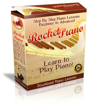 Learn Piano Online With Rocket Piano